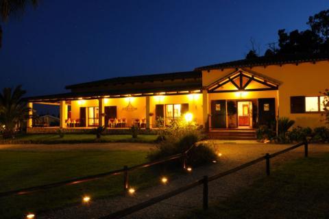 Agriturismo Borgo Caterina 'by night'