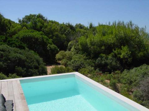 Sardinie Casa Pineddu privé zwembad