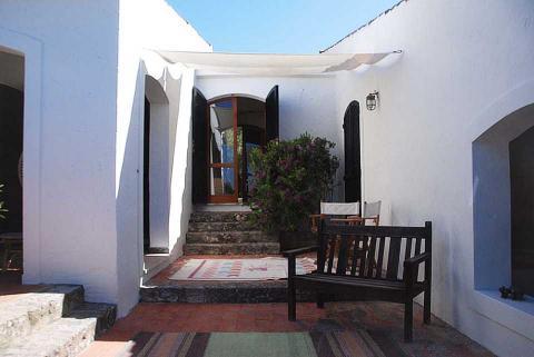 Casa Pineddu bij Porto Pino in Sardinië