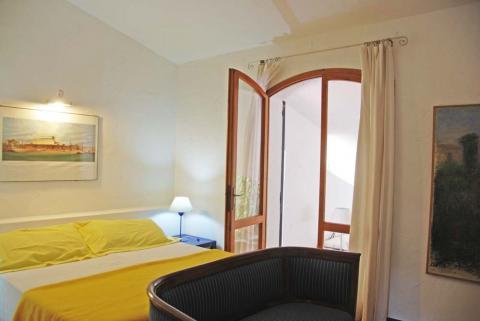 Sardinie villa: een van de 5 slaapkamers