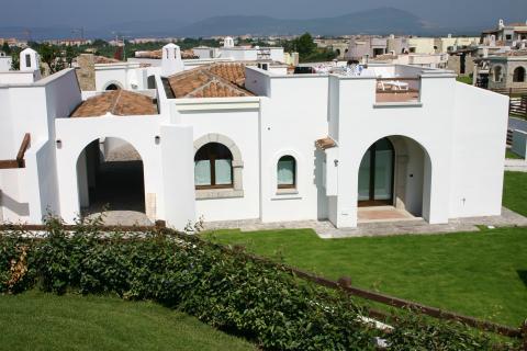 Sardinie vakantiewoningen vlakbij het strand