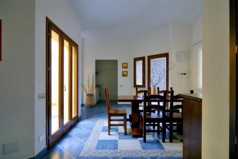 Mooie, lichte villa kust Sardinië Cagliarii