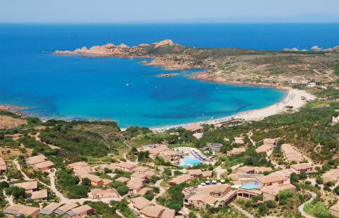 strandvakantie met wellness in Sardinië