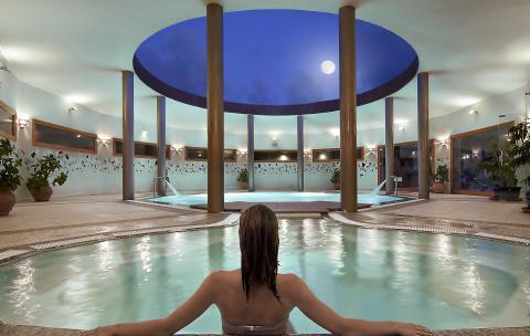 Hotel met wellness aan het strand Sardinië