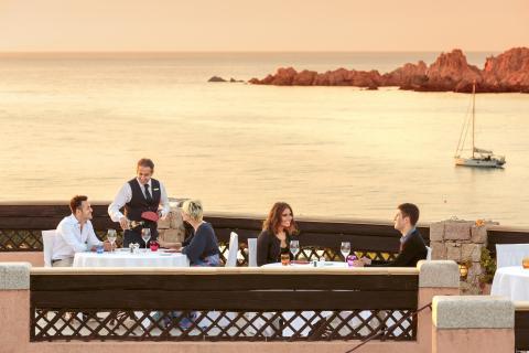 Luxe hotel voor strandvakantie Sardinië