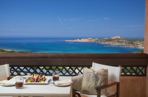 vakantiewoning met restaurant Sardinië