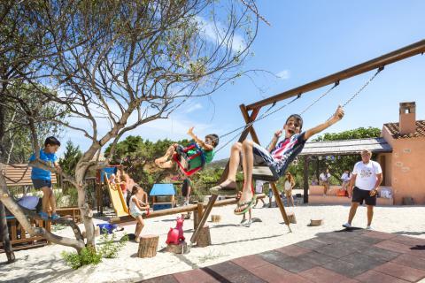 strandvakantie met kinderen in Sardinië