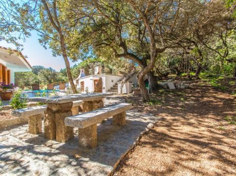 Luxe vakantievilla Sardinie met zwembad