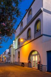 Overzichtfoto voorkant Hotel Seta