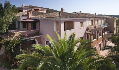 Residence; Cala Liberotto Sardinië   Vakantieinsardinie.nl