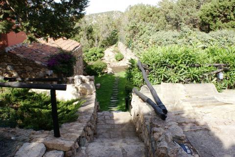 Vakantiepark Sardinie Baja Sardinia