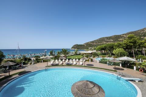 Vakantie appartementen Cagliari Sardinie