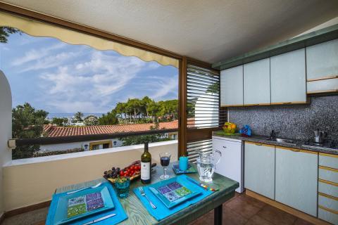Mooie appartementen in Sardinië.