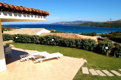 Resort met privé strand op 400m.