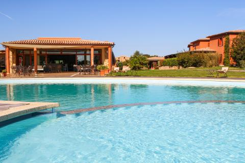 Kindvriendelijk resort Sardinie
