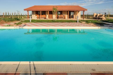 Top villa Santa Barbara met privé zwembad.