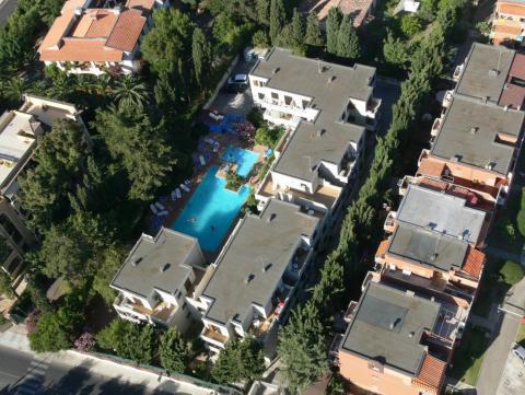 vakantie appartementen Alghero strand  Sardinie