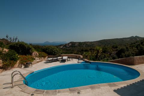 Zwembad Villa Collina
