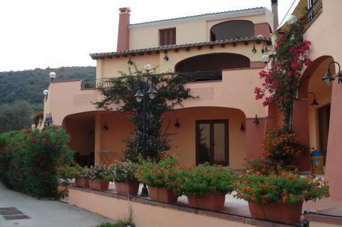 Netjes verzorgd appartementencomplex Borgo Troni