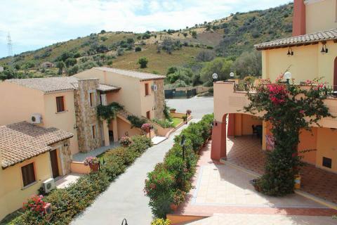 Appartementen met airco vakantie Sardinië Budoni