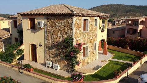 Vakantiehuis met airco vakantie Sardinië Budoni