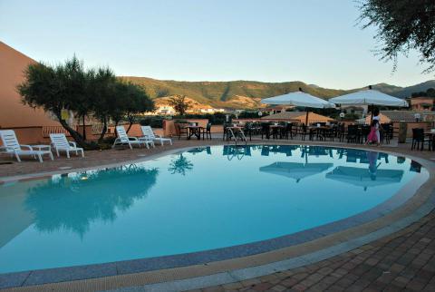 Vakantie Borgo Troni Sardinië