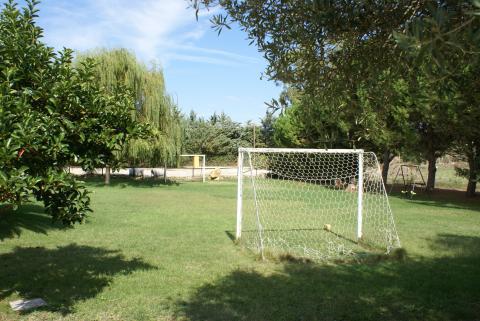 Kindvriendelijke agriturismo bij Alghero