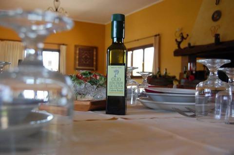 Geniet van de Sardijnse keuken in het restaurant
