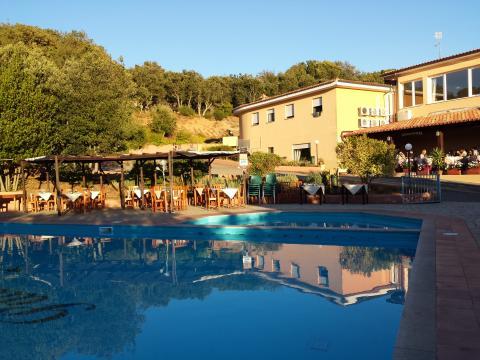 Zwembad Albergo Majori