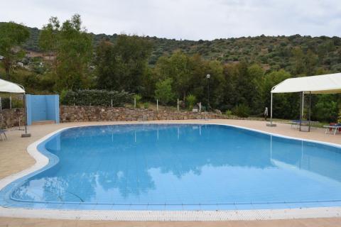 Zwembad van Residence Sarga