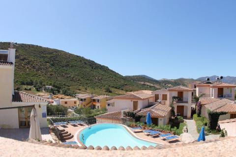 Appartement strandvakantie Noord Sardinië