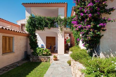 Modern vakantiehuis met zwembad, Noord Sardinië