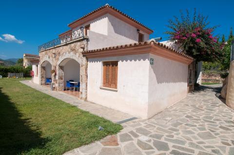 Moderne residence met zwembad, Noord Sardinië