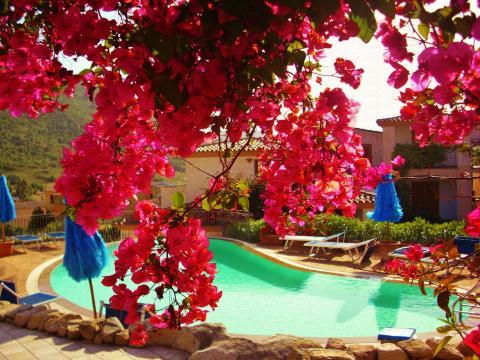 Kindvriendelijk met zwembad, Noord Sardinië
