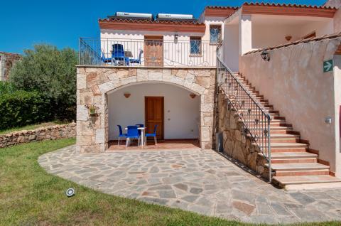 Moderne appartementen met zwembad, Noord Sardinië