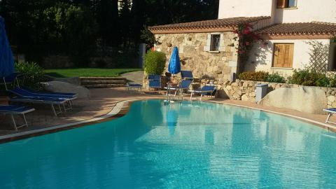 Vakantiehuis nabij Budoni op Sardinië