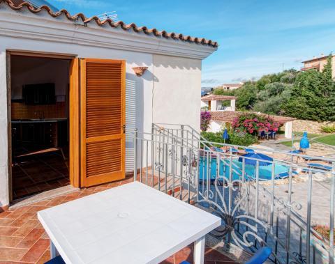 Moderne vakantiehuis met zwembad, Olbia Sardinië