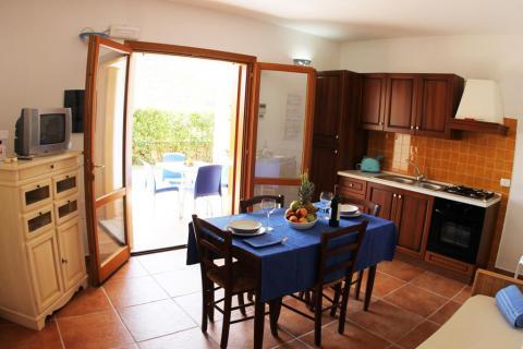 Modern appartement met airco, Olbia Sardinië