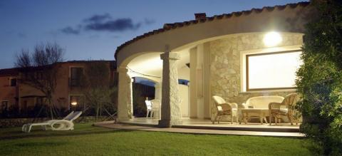 Ruime vakantiehuizen Costa Rei Sardinie