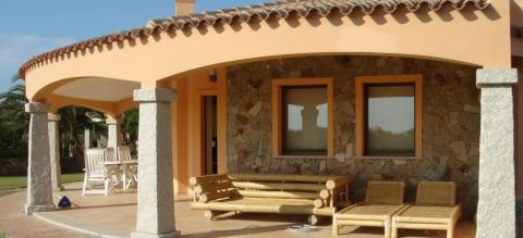 Luxe 2-onder-kap villa Sardinië