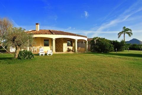 Luxe villa Sardinie met veel privacy