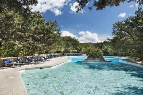 strandvakantie luxe resort Sardinië