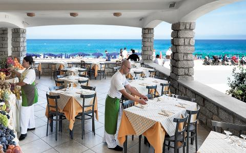 romantische strandvakantie Sardinië