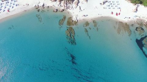 Marinedda strand vakantie in Sardinië