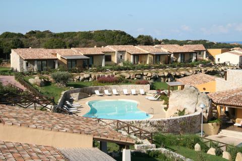 Vakantiewoningen Sardinie noorden