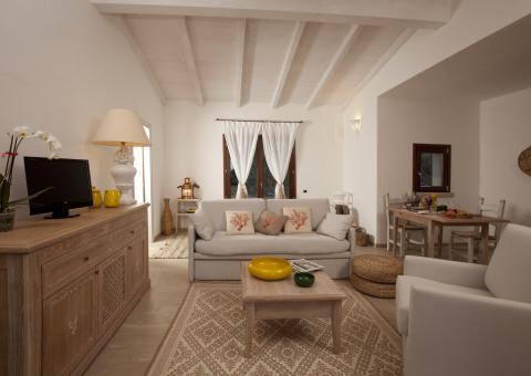 Vakantieresort Punta Falcone Sardinie