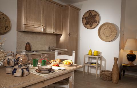 Vakantieresort Sardinie appartementen