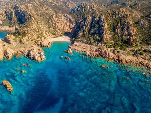 Costa Paradiso vakantiehuis Sardinie