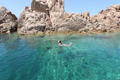 Sardinie strandvakantie Costa Paradiso
