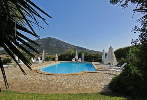 Panoramisch gelegen vakantiewoningen Sardinië